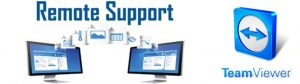remote support banner